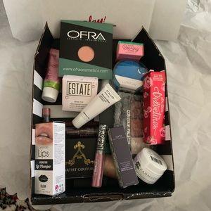 Sephora Ipsy Boxycharm | Bundle of makeup